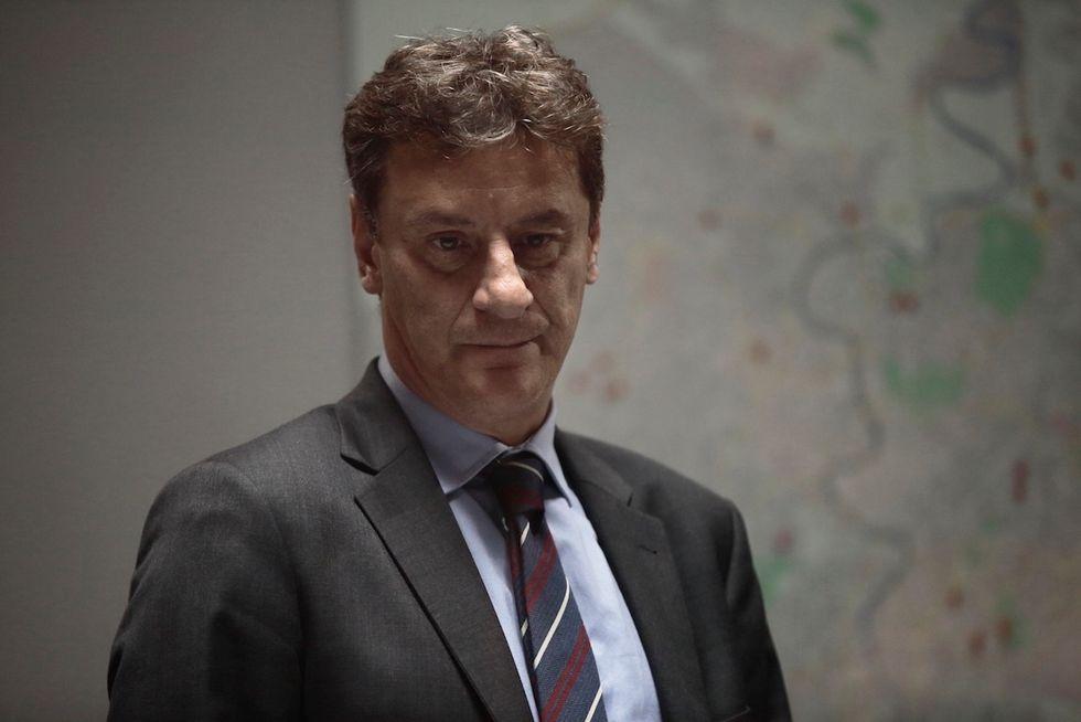 Giorgio Tirabassi Squadra Mobile 2