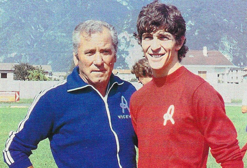 Addio a G.B. Fabbri, inventò Paolo Rossi attaccante