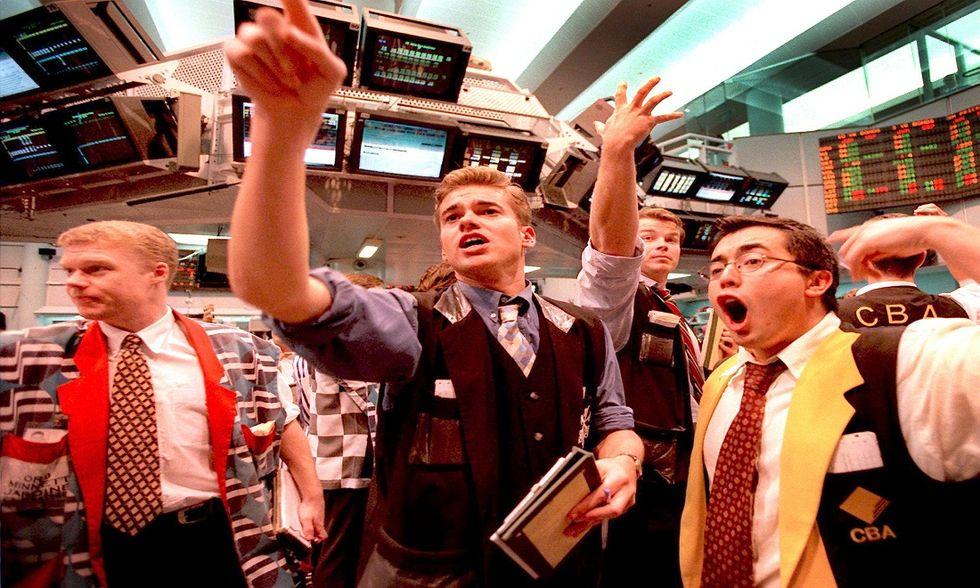 I dieci teenagers guru della finanza