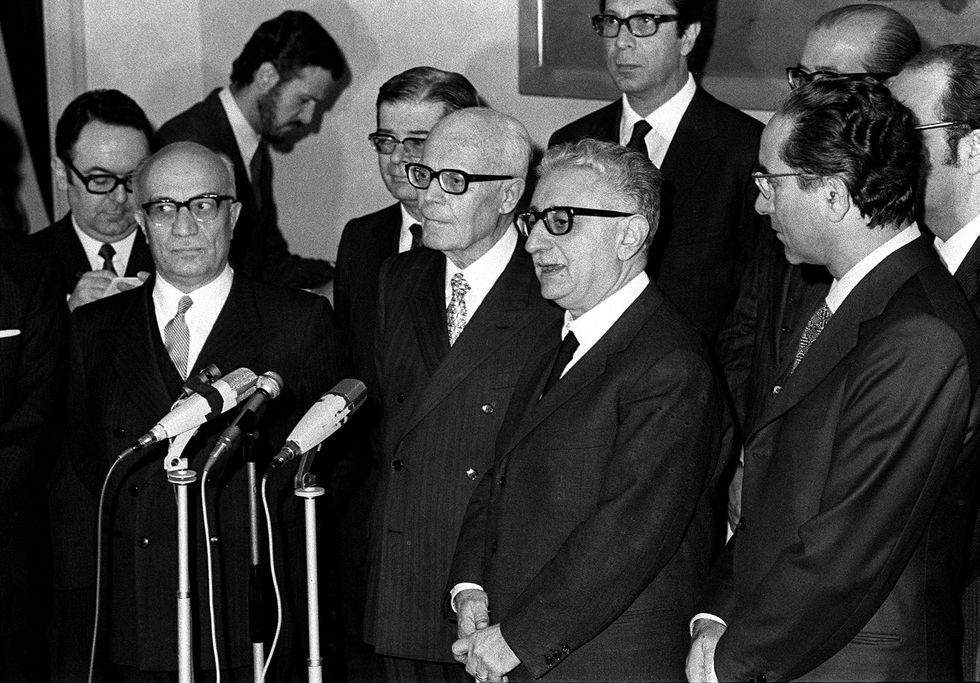 Corsa al Quirinale: l'elezione di Giovanni Leone (1971)