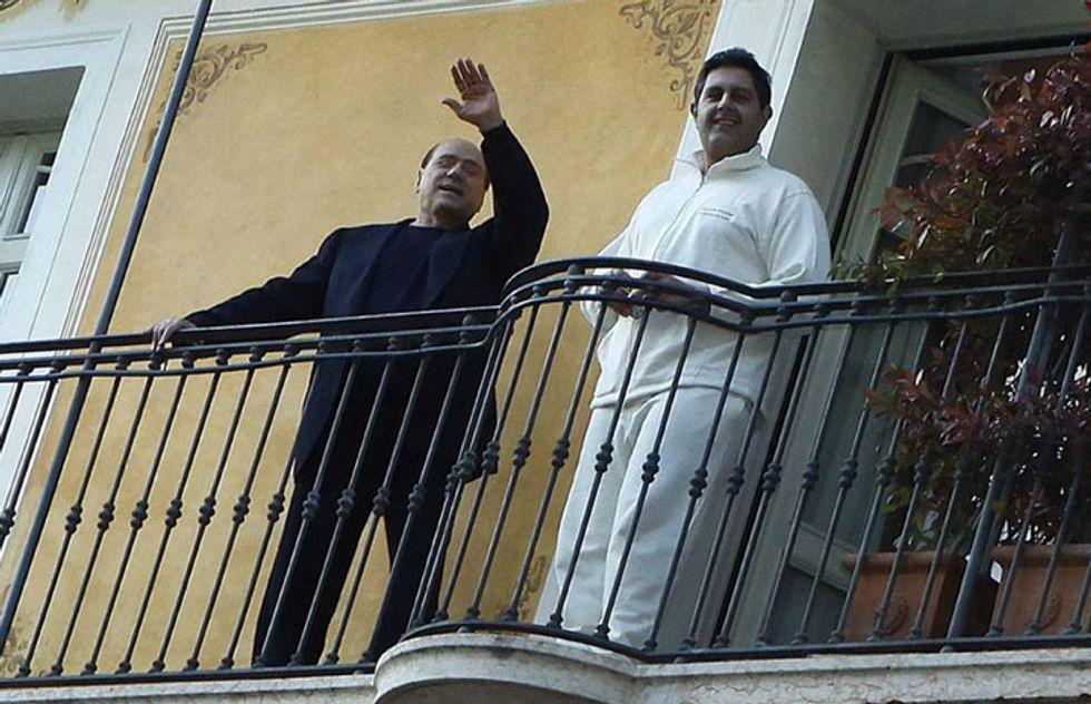 """Giovanni Toti uomo, politico, """"pacato"""""""