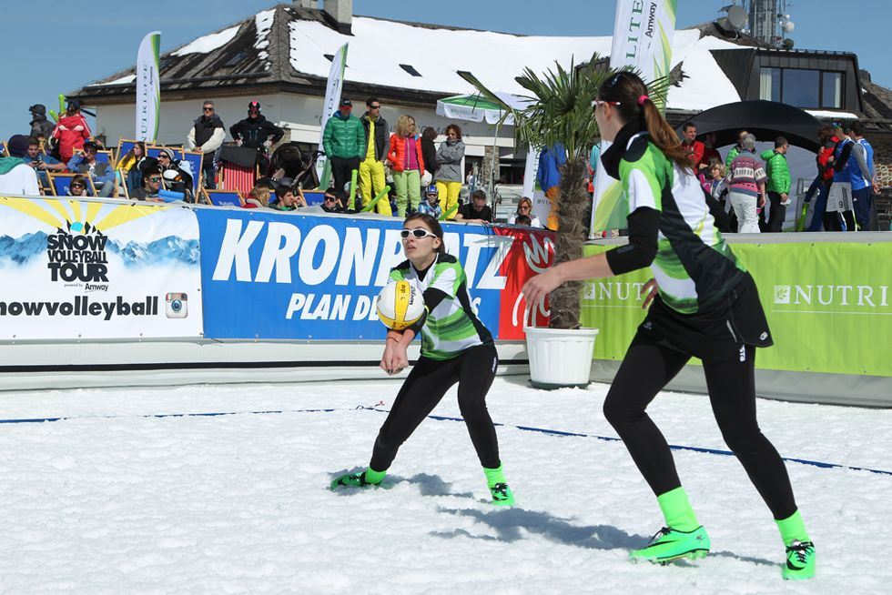 Snow Volley: da curiosità a sport alpino