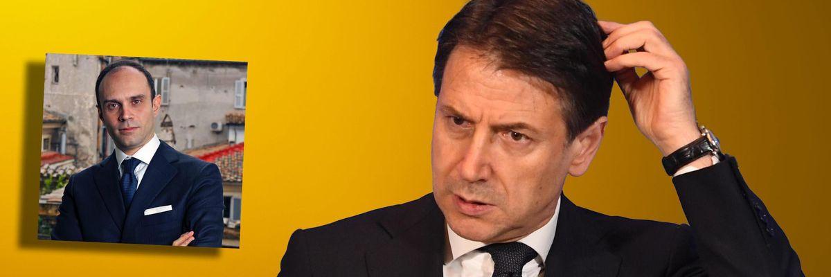 Giuseppe Conte Luca Di Donna