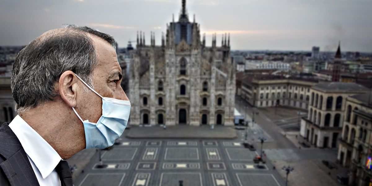 Giuseppe Sala Sindaco di Milano
