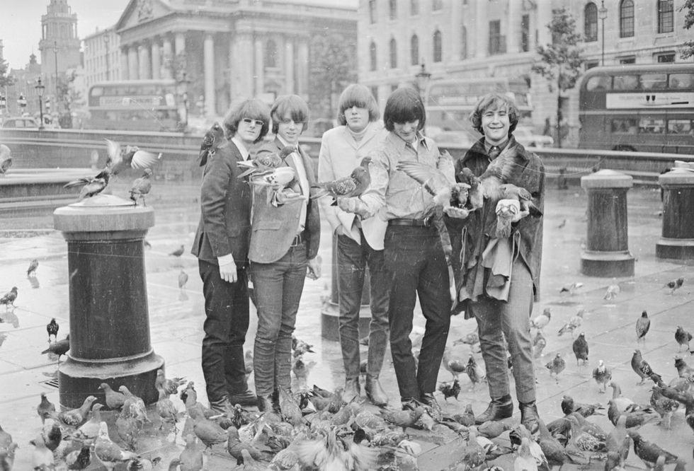 Musica: il mezzo secolo dei gruppi nati nel 1964