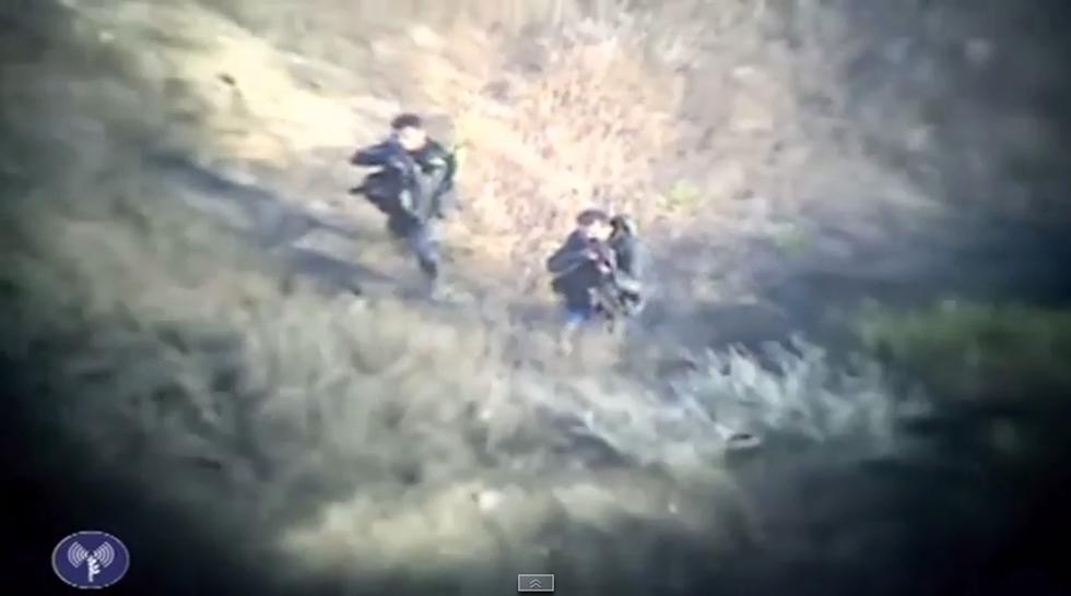 """La morte in diretta degli """"uomini rana"""" di Hamas"""