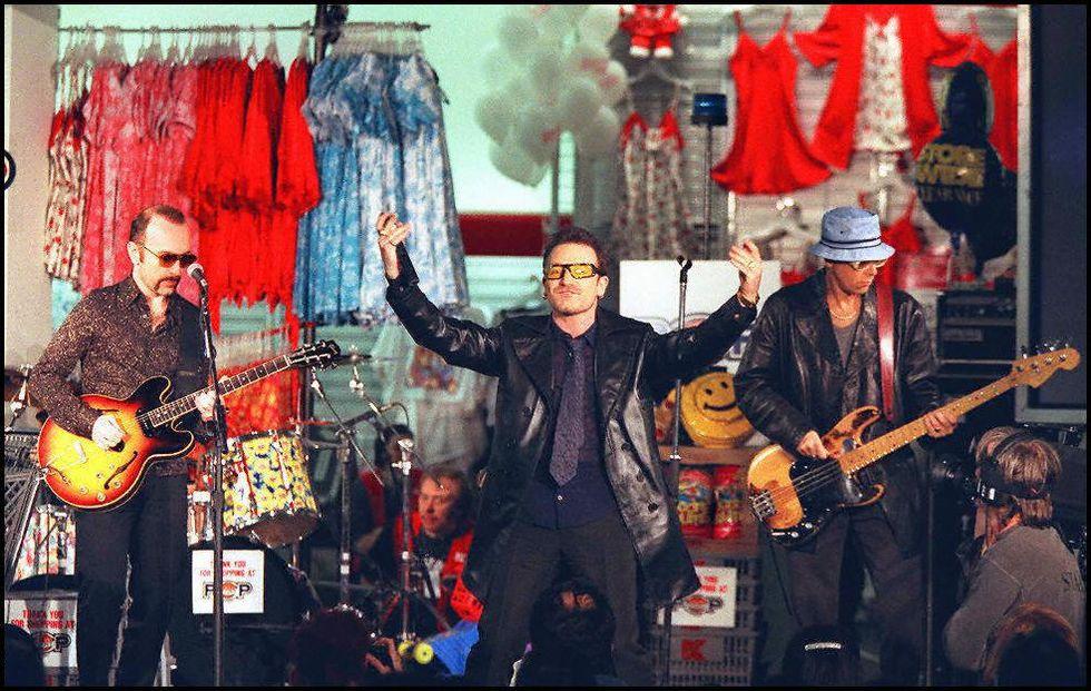 Ricette rock: pasticcio di salmone alla U2