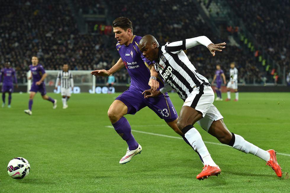 Fiorentina: per Gomez stop di 2 settimane