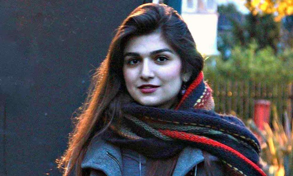 Quelle donne in carcere in Iran