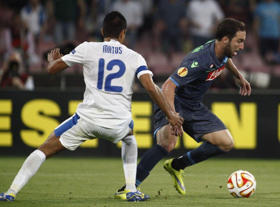 Europa League: Napoli e Fiorentina, precedenti e curiosità