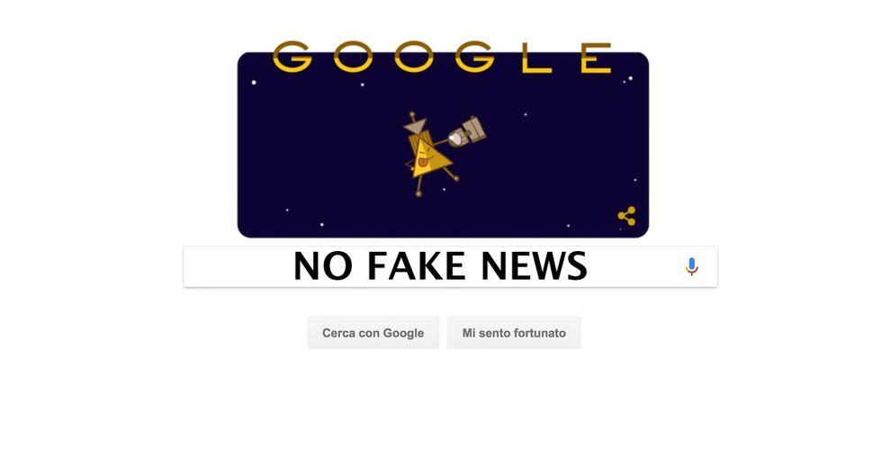 googe fake news