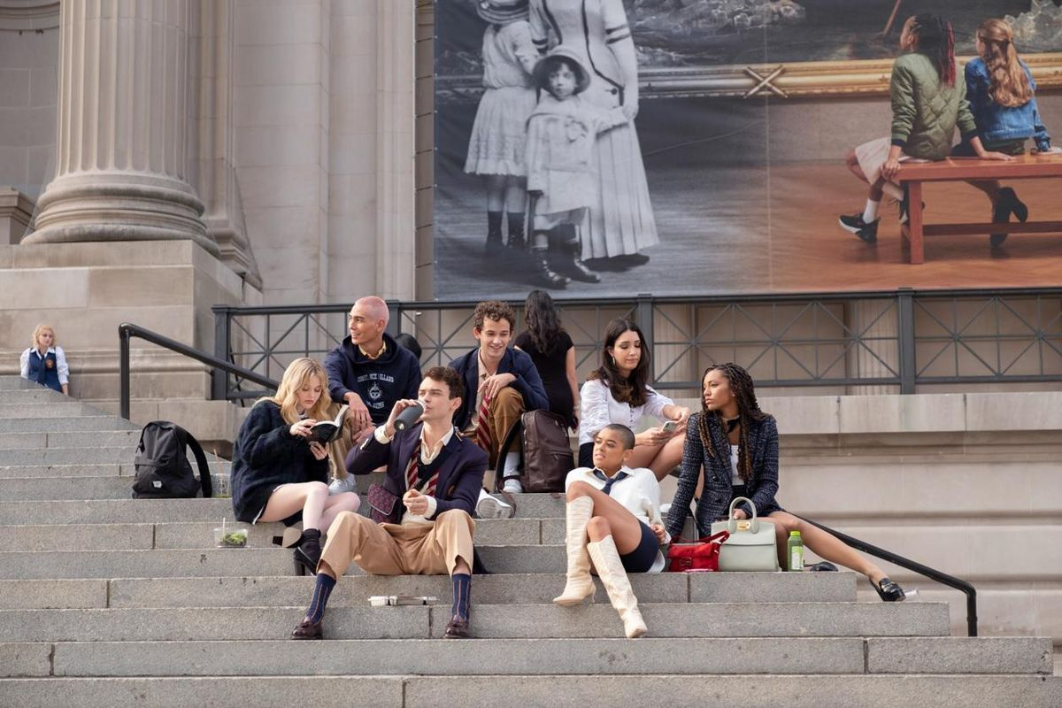 Gossip Girl: la recensione: bentornati nell'Upper East Side