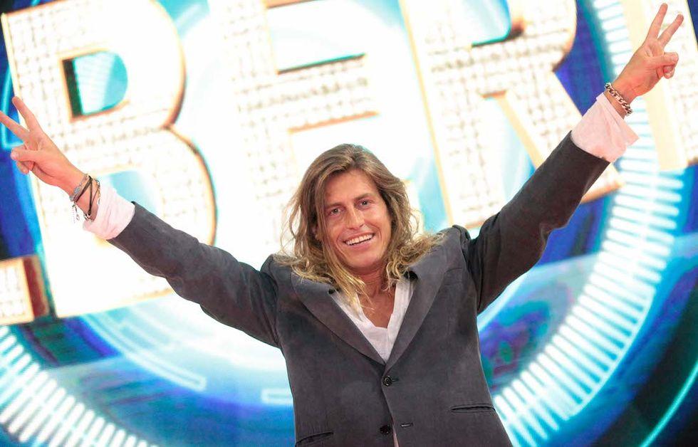 Grande Fratello 15 Alberto Mezzetti