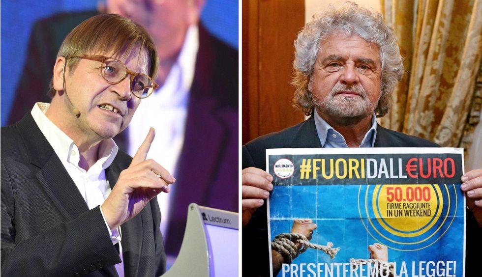 Grillo-Verhofstadt