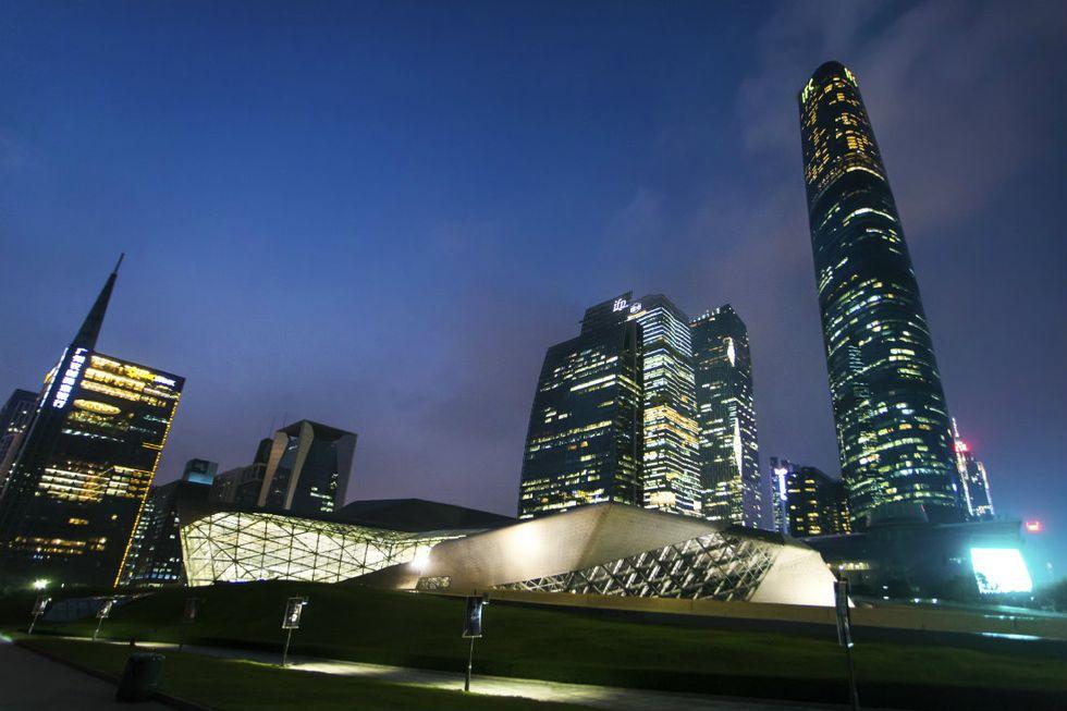 Guangzhou-Opera-House