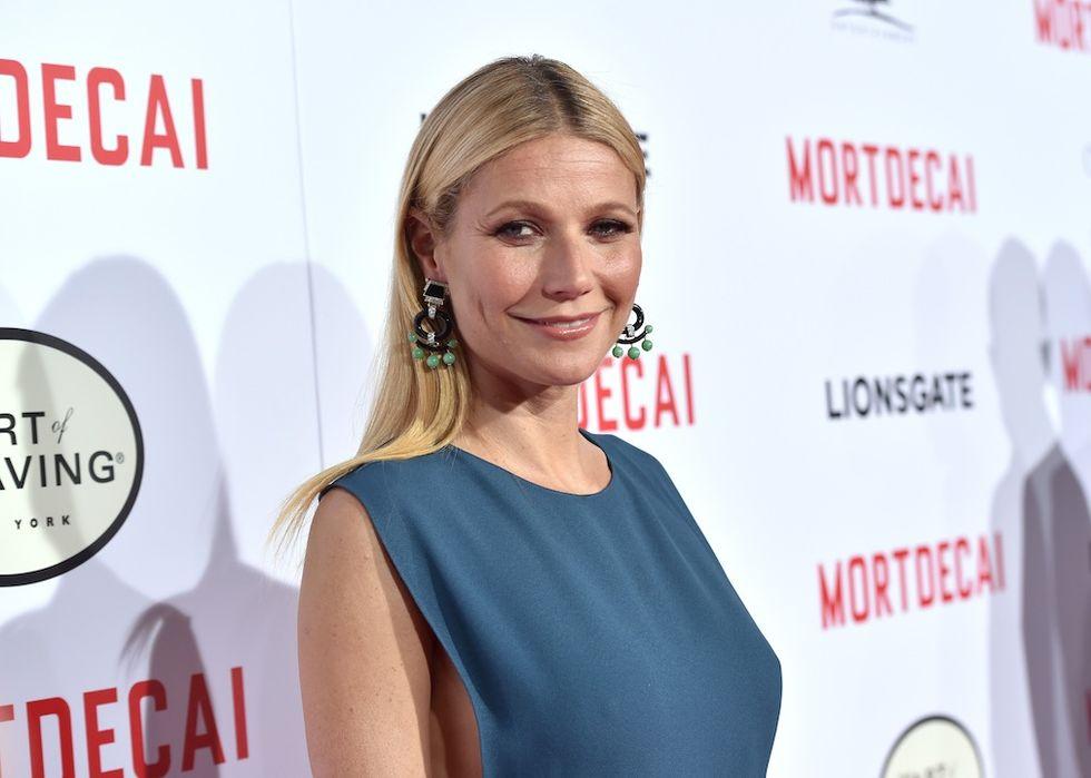 "Gwyneth Paltrow: ""I bagni intimi per restare in forma"""