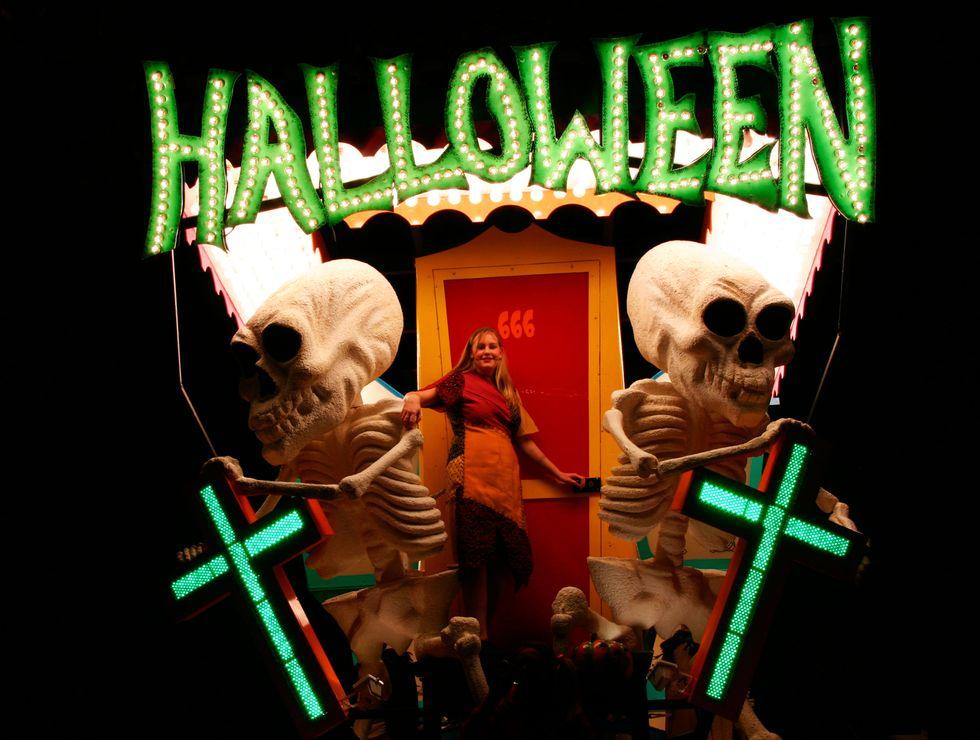 Halloween, la leggenda di Samhain