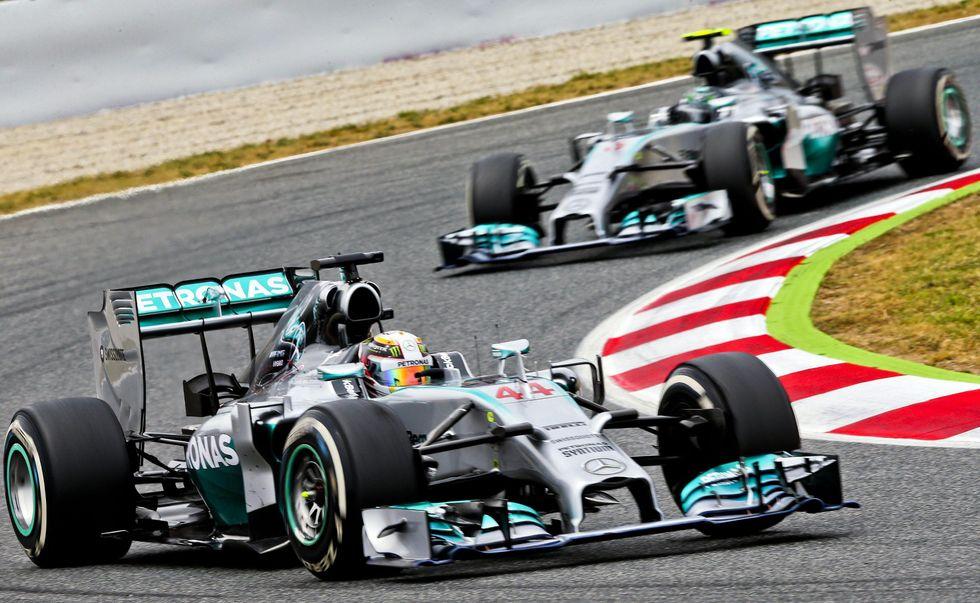 F1, Gp Spagna: i top e i flop di Turrini