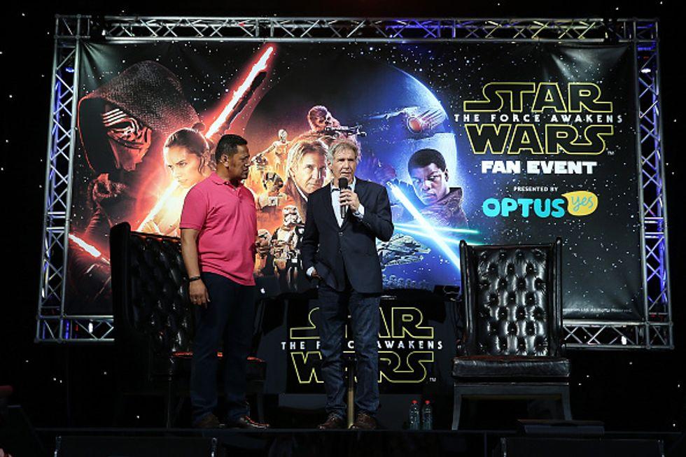 Harrison Ford vende la giacca di Han Solo