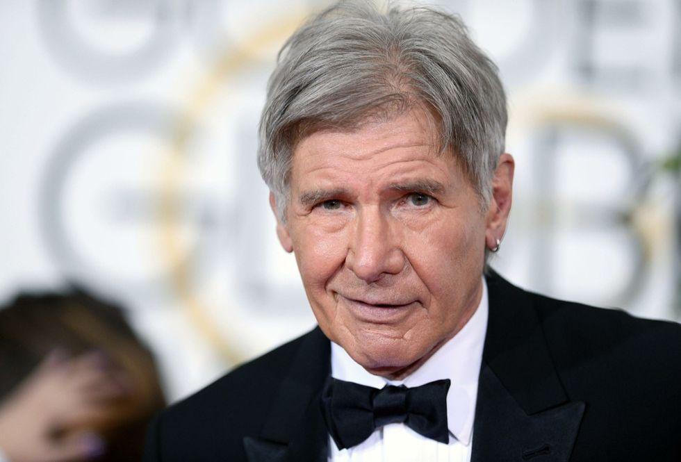 Niente multa per Harrison Ford