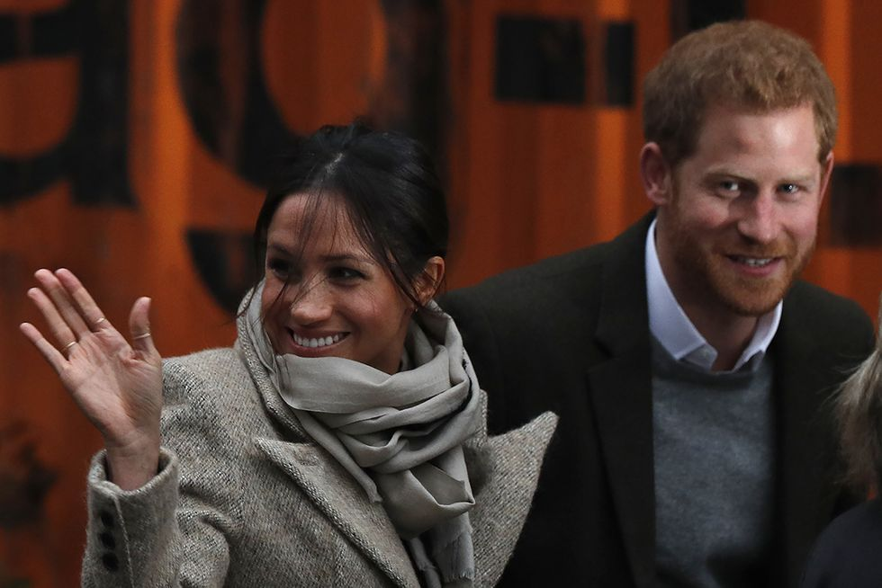 Harry e Meghan, fidanzati e felici