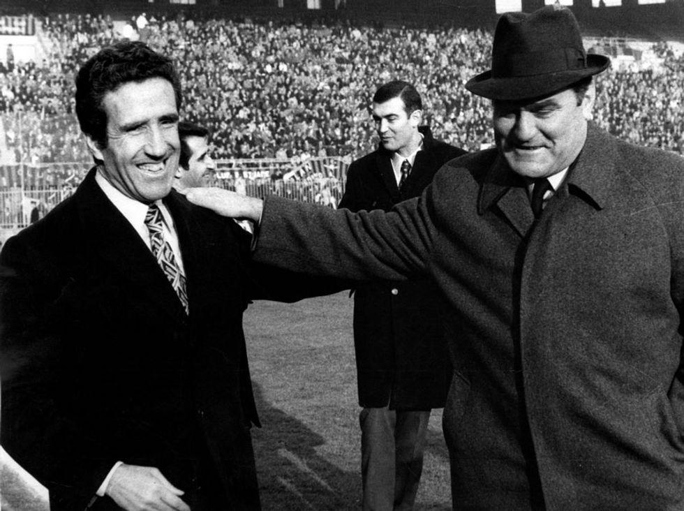 """""""Milan Inter '63"""": la Milano di Rocco ed Herrera"""