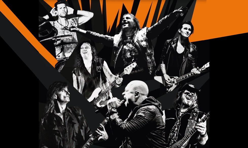 Helloween: il concerto della reunion a Zurigo - La recensione