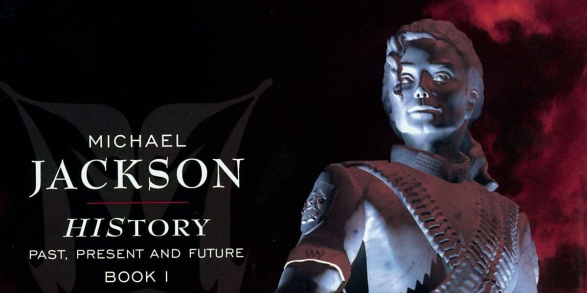 L'album del giorno: Michael Jackson, HIStory