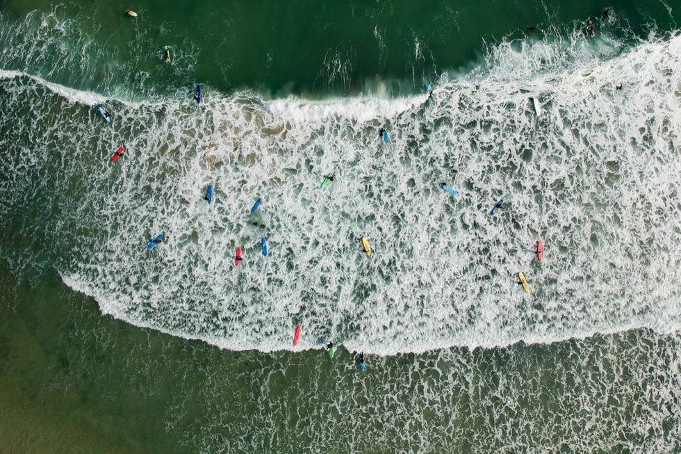 hong kong surf paddle