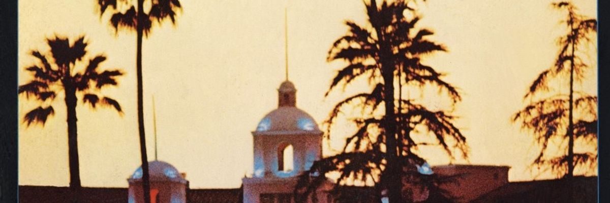 L'album del giorno: Eagles, Hotel California