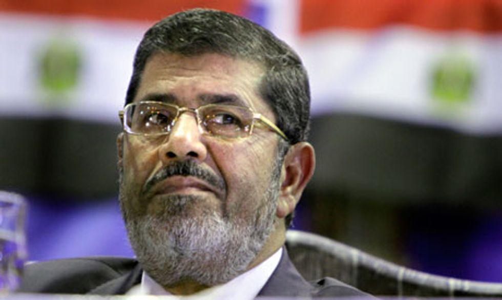 I primi cento giorni di Morsi
