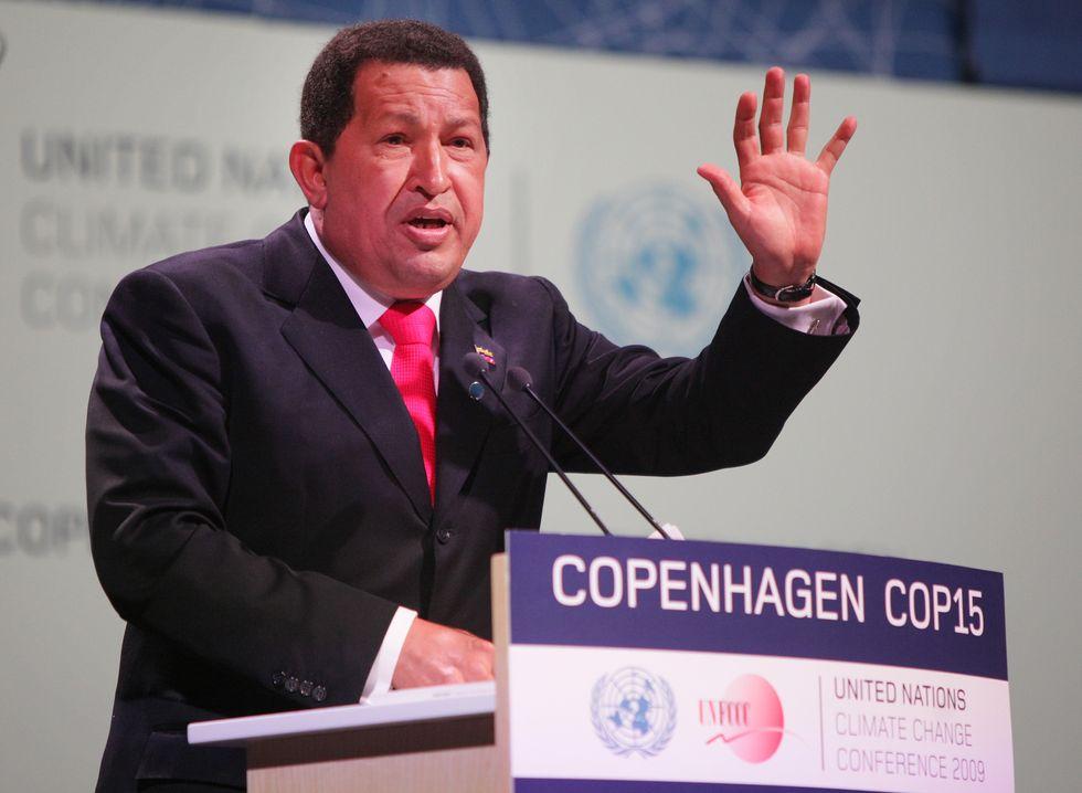 Twitter commenta la morte di Hugo Chavez, presidente cinguettante