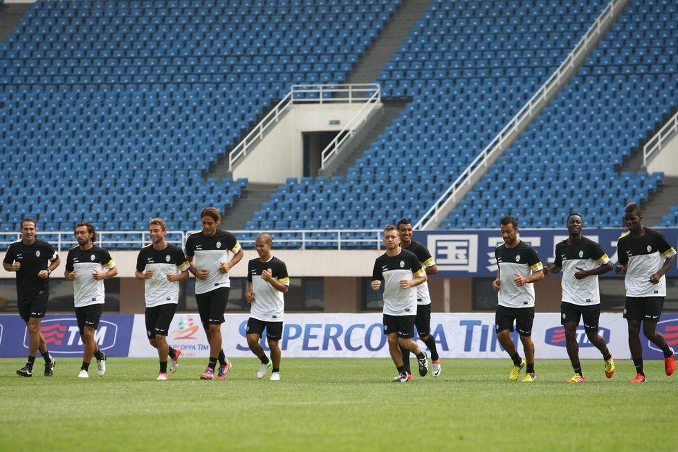 Supercoppa italiana, a Pechino per necessità