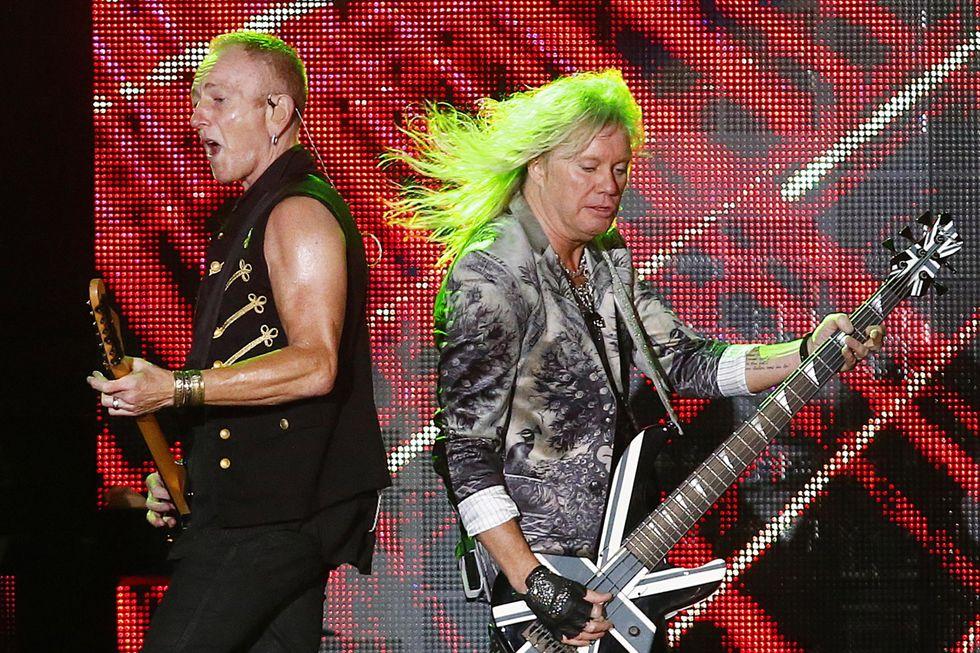 Rock and Roll Hall of Fame: entrano i Def Leppard, ma non gli Iron Maiden...
