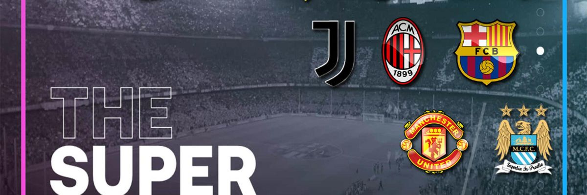 superlega Super League polemiche guerra uefa fifa riforme