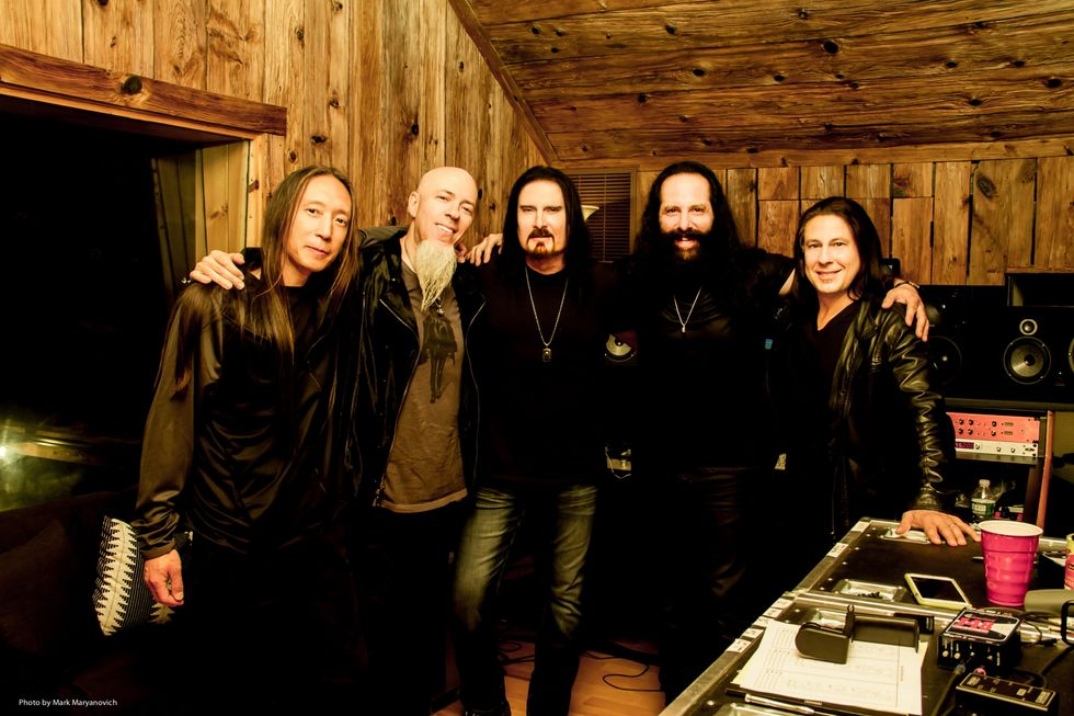 Dream Theater, dietro le quinte del nuovo album - Intervista
