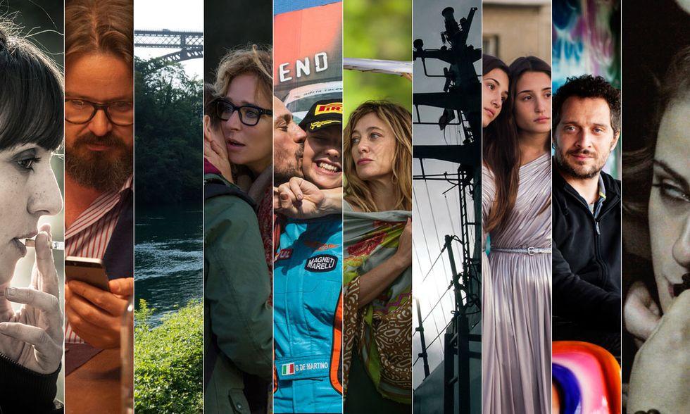 I 10 film italiani più belli del 2016