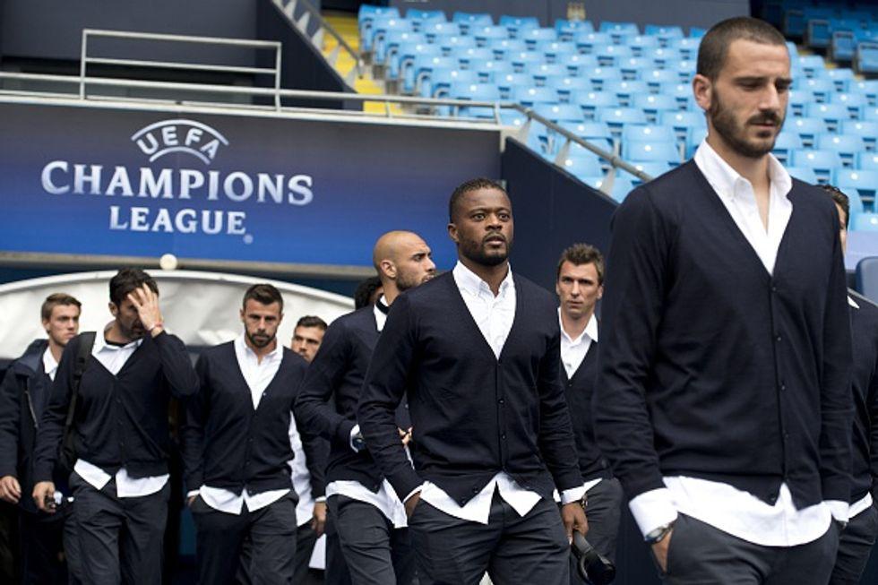 Juve da Champions League a Manchester: riscatto o crisi