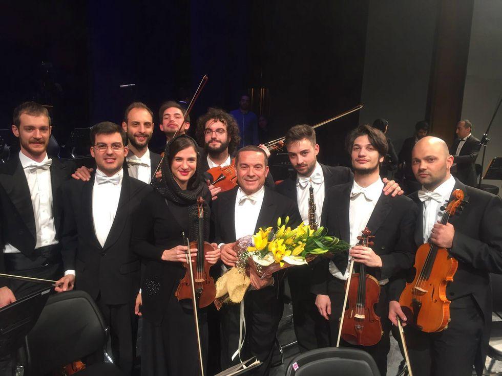 Beethoven a Teheran: dirige Paolo Olmi
