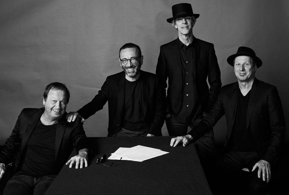 Gizmodrome: la superband con Adrian Belew e Stewart Copeland