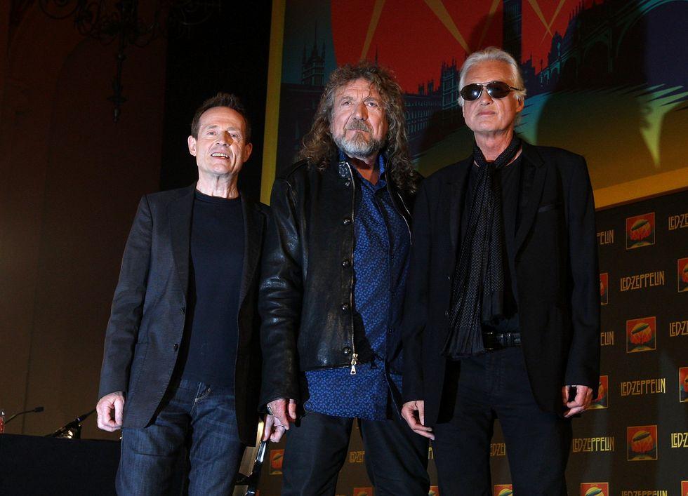 I Led Zeppelin oggi