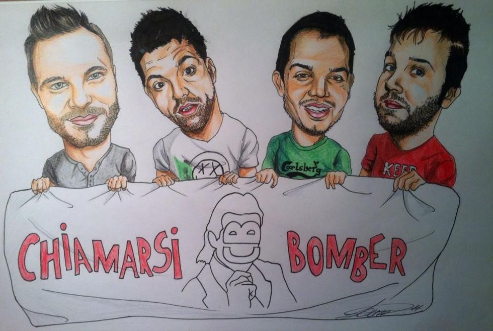 Buon Compleanno, Bomber!!!