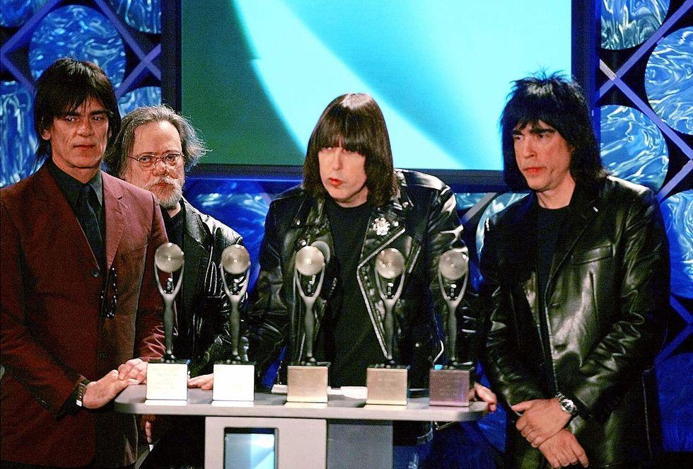 """Io, Dee Dee e i Ramones"": intervista a Vera Ramone"