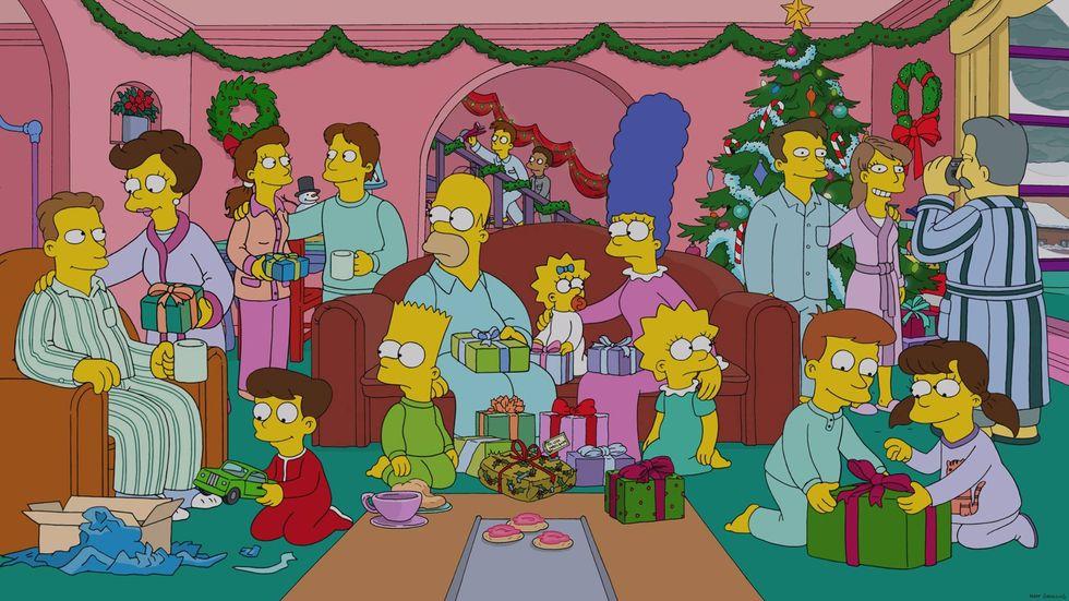Homer Simpson scopre il bosone di Higgs (prima degli scienziati)