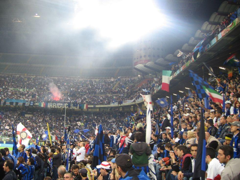 Giudice sportivo: Inter sanzionata per i cori razzisti a Pogba