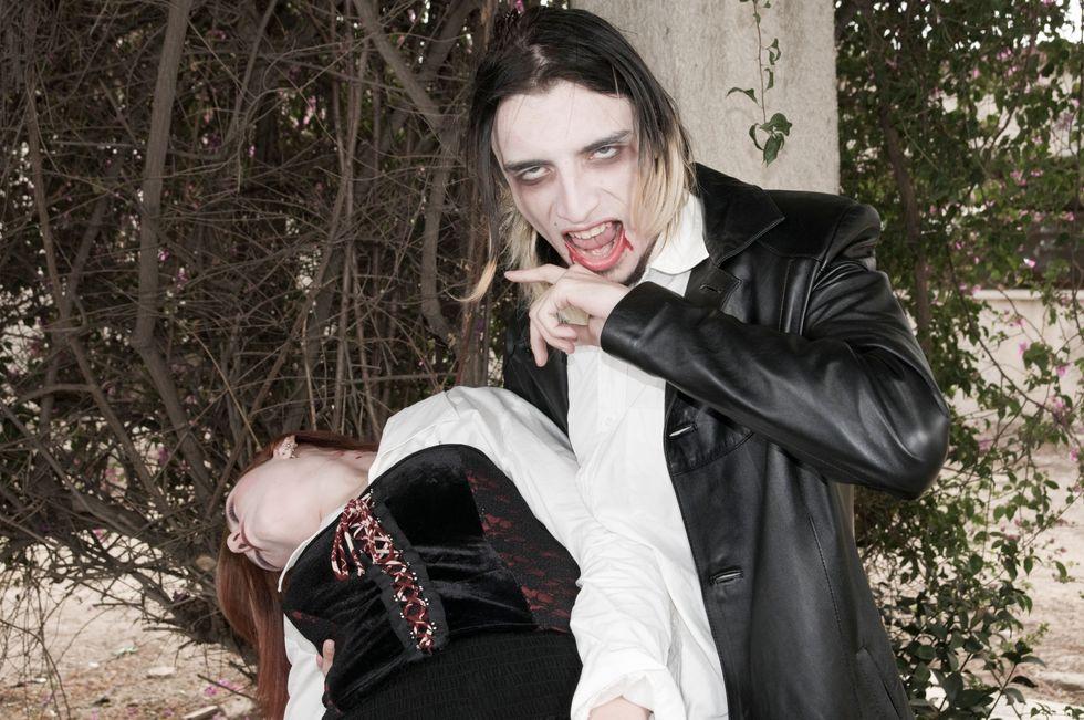 I vampiri ci distruggeranno?