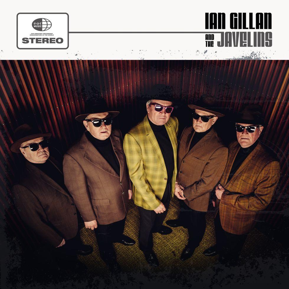 Ian Gillan torna alle origini con i The Javelins, la sua prima band