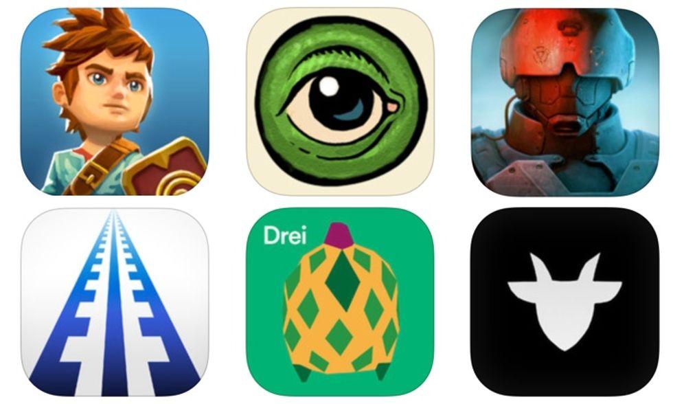 I 10 giochi più belli del 2013 per iPhone e iPad