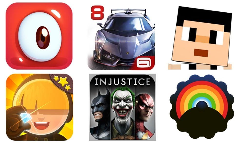 I 10 giochi per Android più belli del 2013