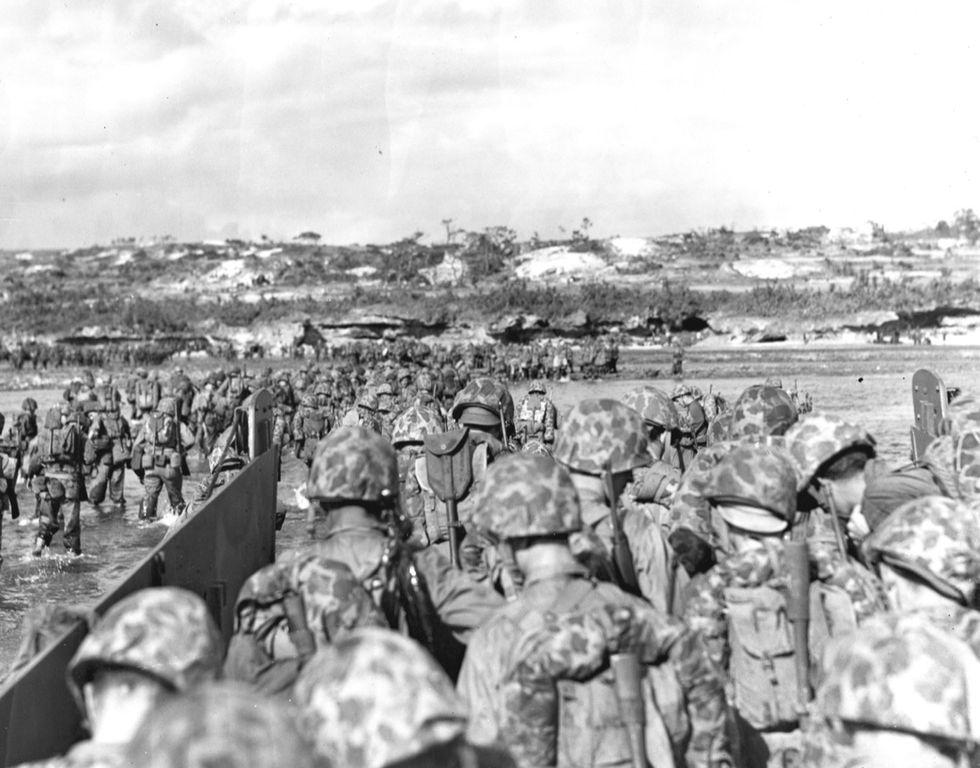 1 aprile 1945. Comincia la battaglia di Okinawa